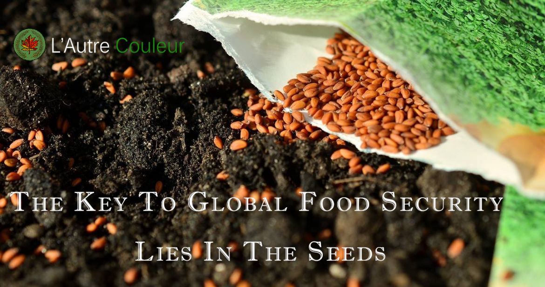 La Panthère Verte - Seed Diversity - USC Canada - L'Autre Couleur