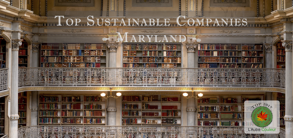 sustainable companies in maryland