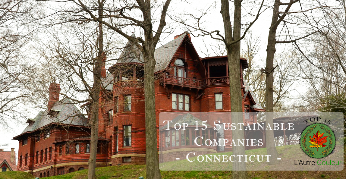 top sustainable companies in connecticut