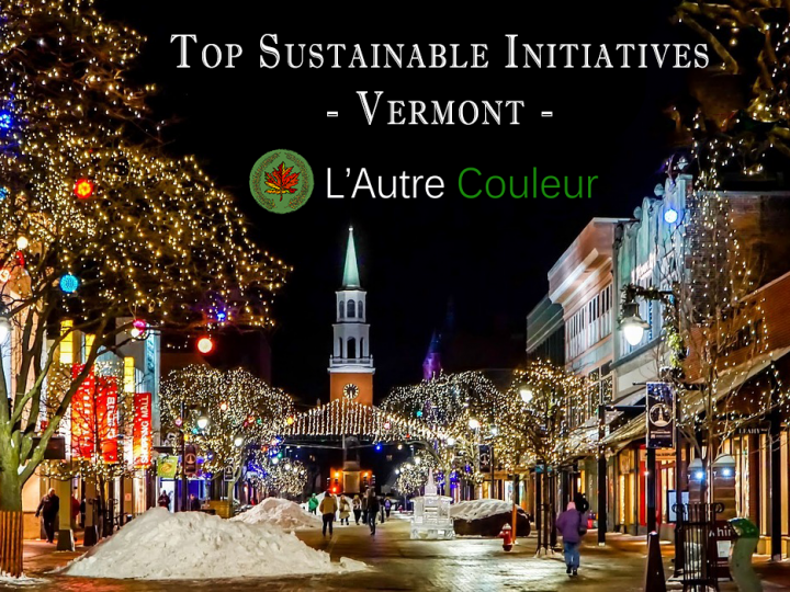 Top Sustainable Companies in Vermont