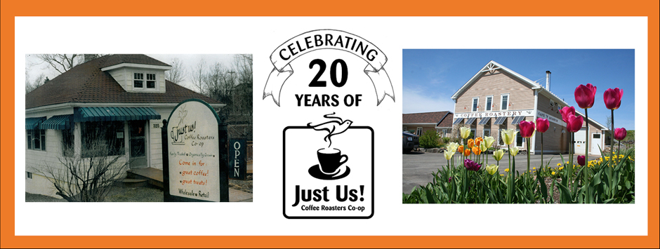 150 days of Sustainable Initiatives - Just us Coffee
