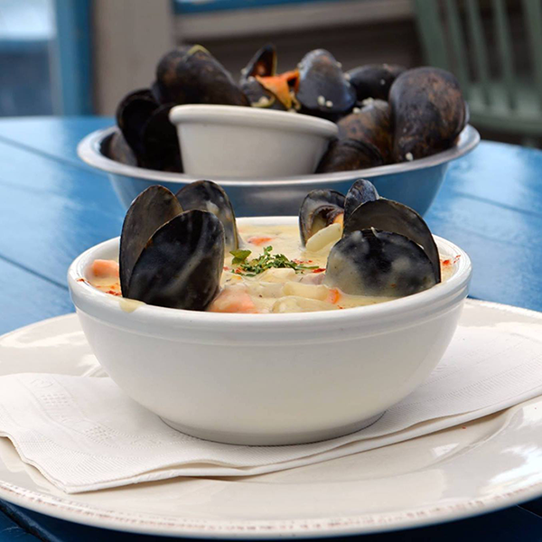 Top 10 Sustainable initiatives in PEI - 150 days of sustainable initiatives - Blue Mussel Cafe