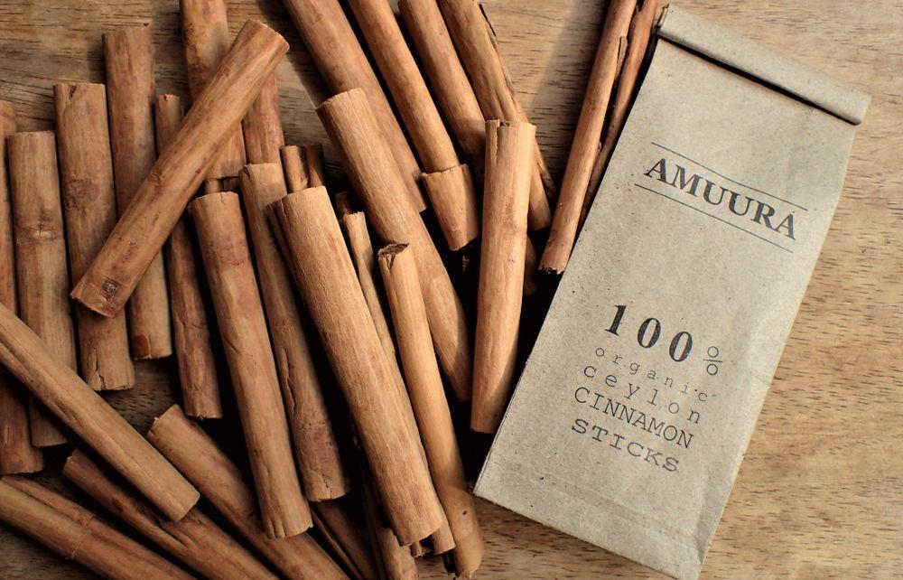 Ceylon Organic Cinnamon - Sri Lanka