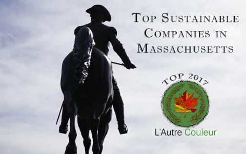 top 15 sustainable companies in Massachusetts