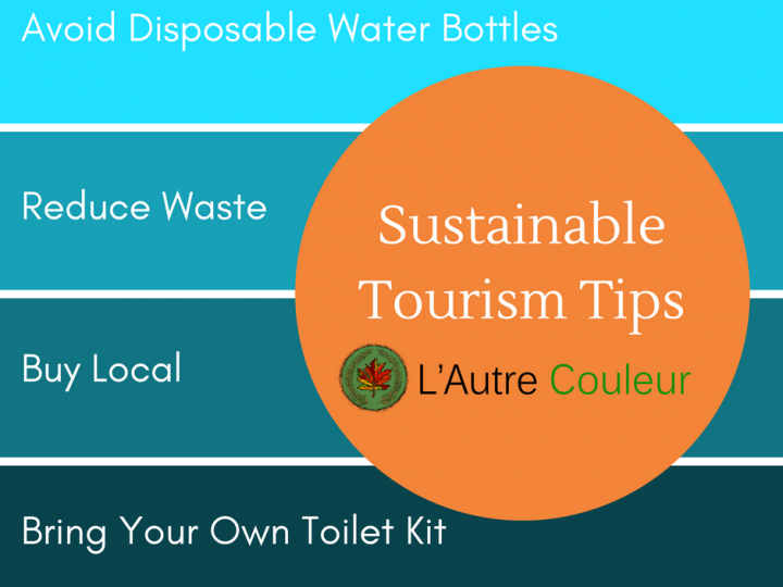 Sustainable Tourism Tips