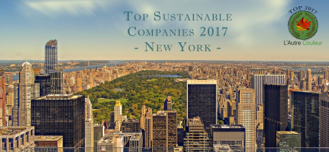 Top sustainable companies new york - l'autre couleur