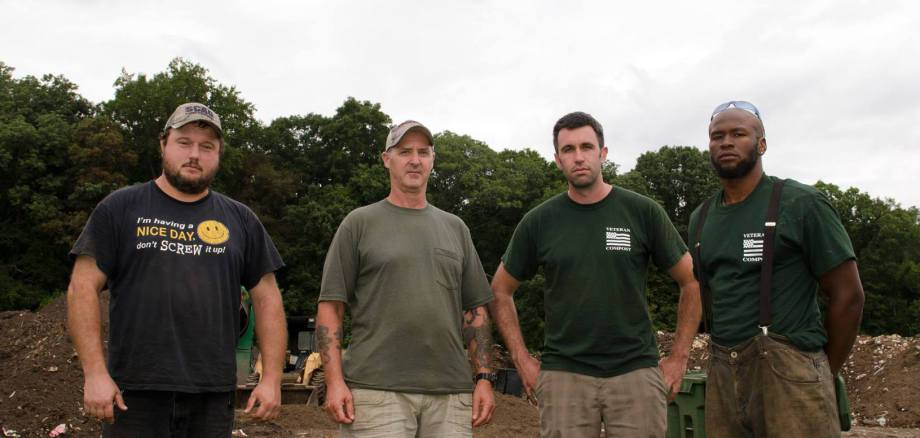 Sustainable Companies in Maryland - Veteran Compost