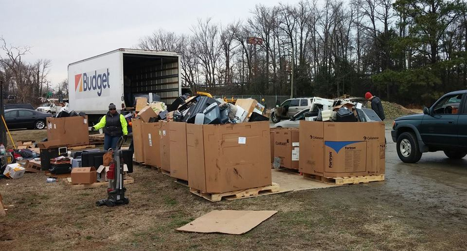eWaste Tech Systems - Top Sustainable Companies in Virginia